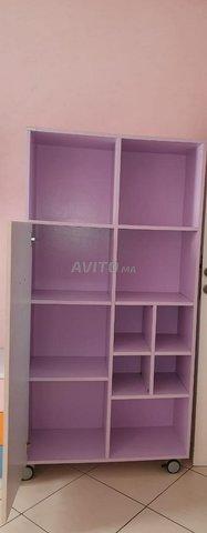 Pack complet de meubles pour les petites filles - 2