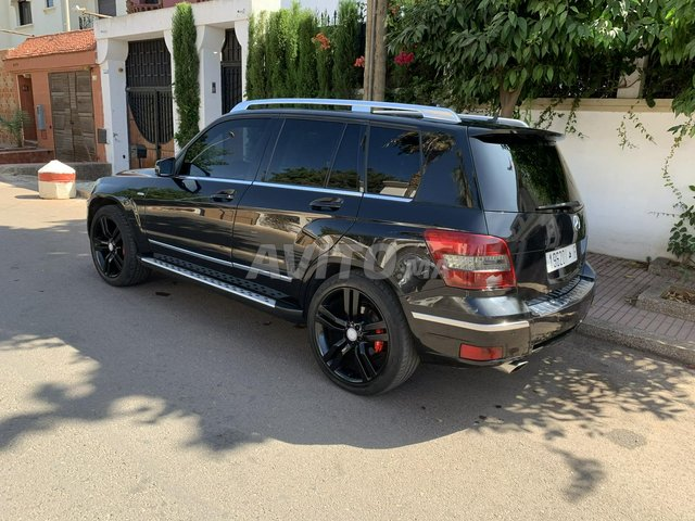 Mercedes-Benz GLK 350 EDITION 1 douane 2013 - 4