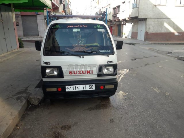 Voiture Suzuki Carry 1994 à meknès  Essence  - 6 chevaux