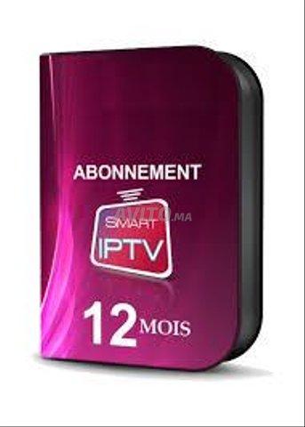 IPTV Professionnel 12 mois Magic - 1
