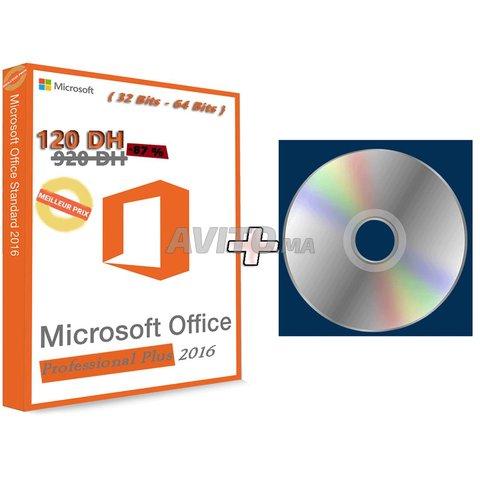 Microsoft Office 2016 Microsoft Office 2016 Pro - 1