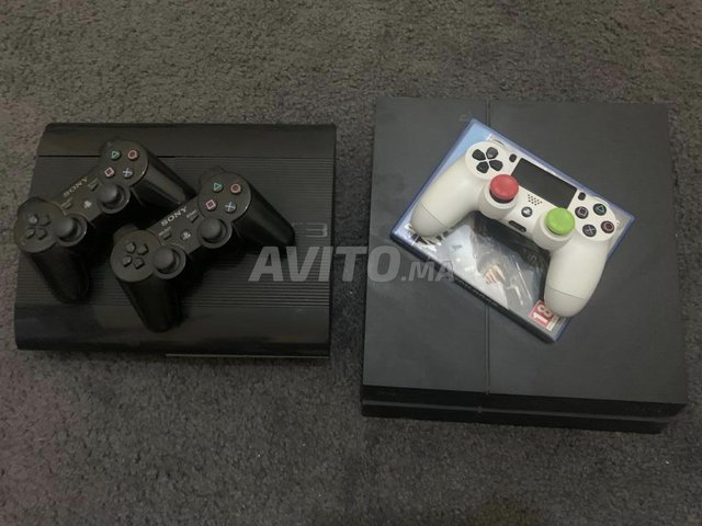 Playstation 4 - Playstation 3 - 1