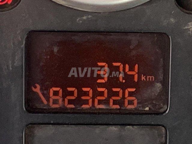 Voiture Peugeot 206 2012 à agadir  Diesel  - 4 chevaux
