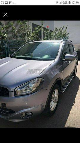 Voiture Nissan Qashqai 2012 à casablanca  Diesel  - 6 chevaux