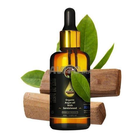 Vente d'huile d'argan bio - 1