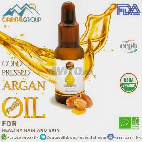 Vente d'huile d'argan bio - 2