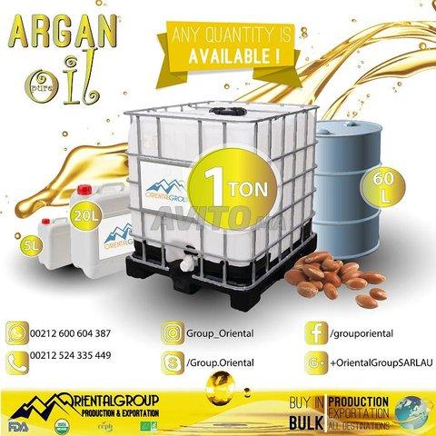 Vente d'huile d'argan bio - 5