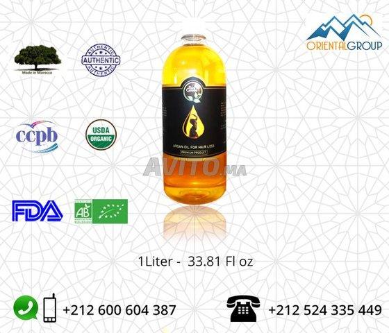Vente d'huile d'argan bio - 6