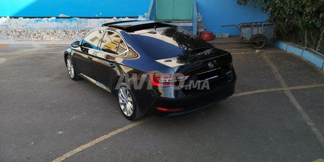 Voiture Skoda Superb 2018 à casablanca  Diesel  - 8 chevaux