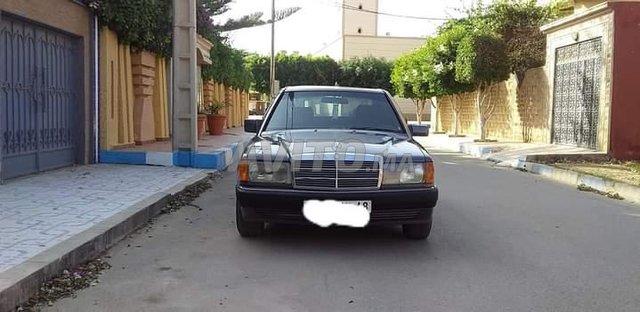 Voiture Mercedes benz R190 1992 à naour  Diesel  - 8 chevaux