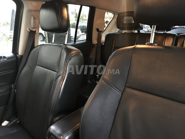 Voiture Jeep Compass 2015 à el-jadida  Diesel  - 9 chevaux