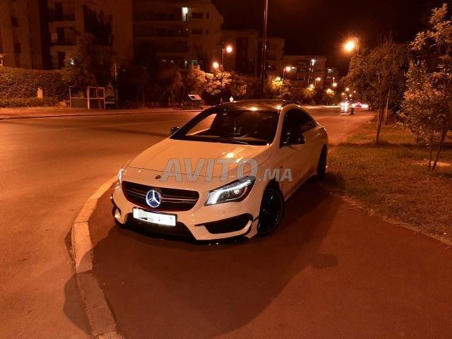 Voiture Mercedes benz Classe cla 2014 à rabat  Diesel  - 9 chevaux