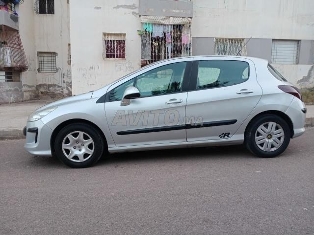 Voiture Peugeot 308 2008 à kénitra  Diesel  - 6 chevaux