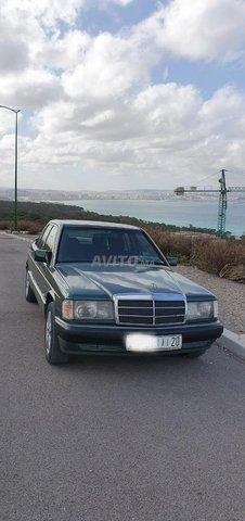 Voiture Mercedes benz R190 1993 à tanger  Diesel