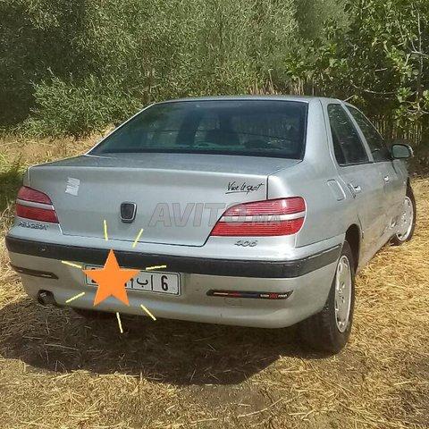 Voiture Peugeot 406 2000 à laâyoune  Essence  - 10 chevaux