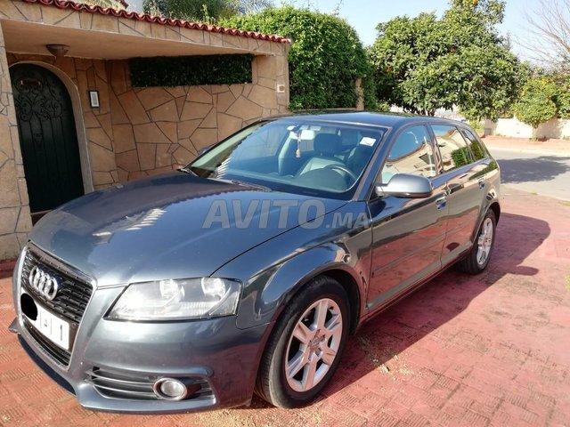 Voiture Audi A3 2011 à rabat  Diesel  - 6 chevaux