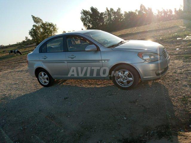 Voiture Hyundai Accent 2009 à kénitra  Diesel  - 6 chevaux