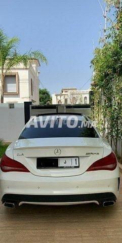 Voiture Mercedes benz Classe cla 2013 à fès  Diesel  - 9 chevaux