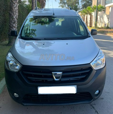 Voiture Dacia Dokker 2016 à kénitra  Diesel  - 7 chevaux