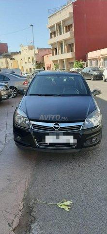 Voiture Opel Astra 2007 à casablanca  Diesel  - 5 chevaux