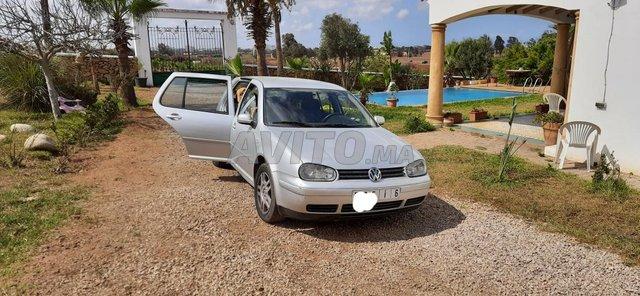 Voiture Volkswagen Golf 4 2002 à casablanca  Diesel