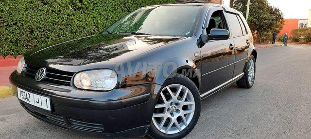 Voiture Volkswagen Golf 4 2000 à rabat  Diesel  - 8 chevaux