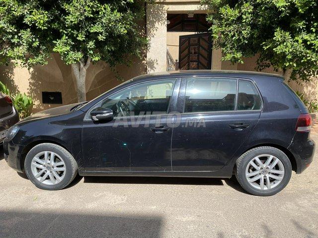 Voiture Volkswagen Golf 6 2012 à marrakech  Diesel