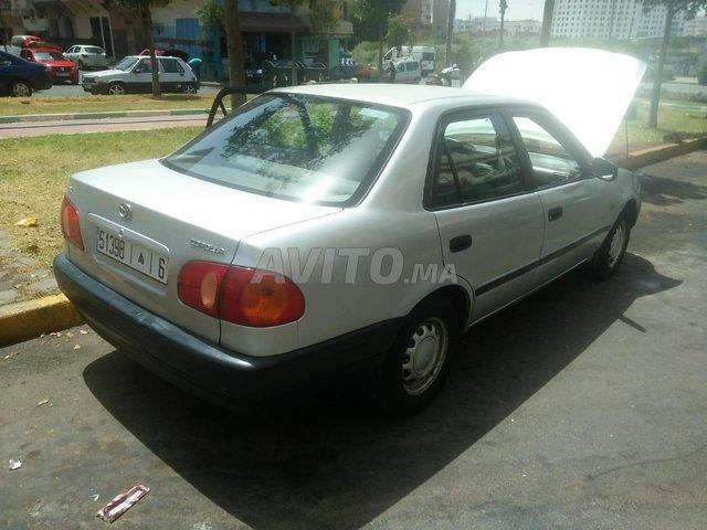 Voiture Toyota Corolla 1999 à casablanca  Essence  - 7 chevaux
