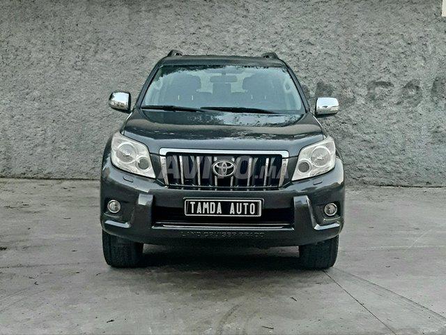 Voiture Toyota Prado 2011 à rabat  Diesel  - 12 chevaux