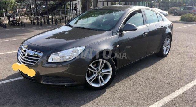 Voiture Opel Insignia 2011 à settat  Diesel  - 8 chevaux