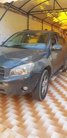 Voiture Toyota Rav 4 2007 à rabat  Diesel  - 9 chevaux