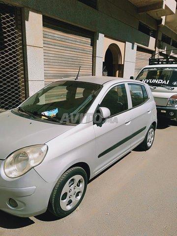 Voiture Kia Picanto 2008 à rabat  Essence  - 6 chevaux