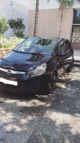 Voiture Opel Corsa 2010 à rabat  Diesel  - 5 chevaux
