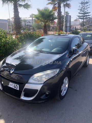 Voiture Renault Megane 3 2012 à rabat  Diesel  - 7 chevaux