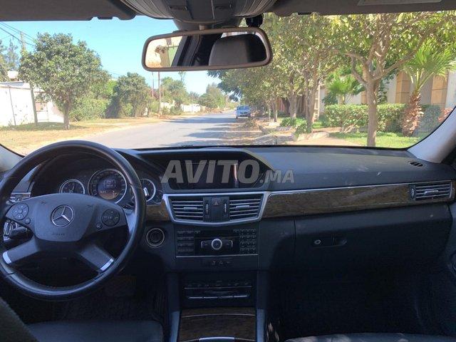 Voiture Mercedes benz 220 2012 à rabat  Diesel  - 9 chevaux
