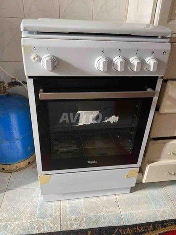 four et plaque de cuisson  - 1