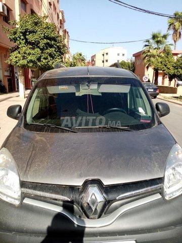 Voiture Renault Kangoo 2018 à khouribga  Diesel  - 6 chevaux