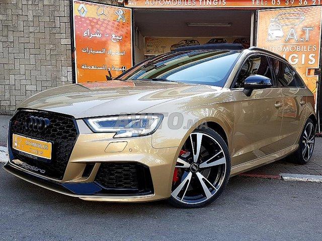 Voiture Audi A3 2018 à tanger  Diesel  - 12 chevaux
