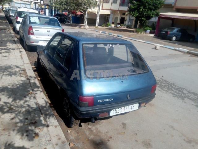 Voiture Peugeot 205 1985 à ratba  Diesel  - 7 chevaux