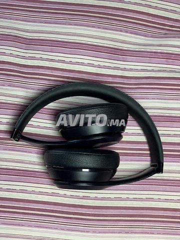 Beats Solo 3 Wireless Noir avec un câble Original  - 5