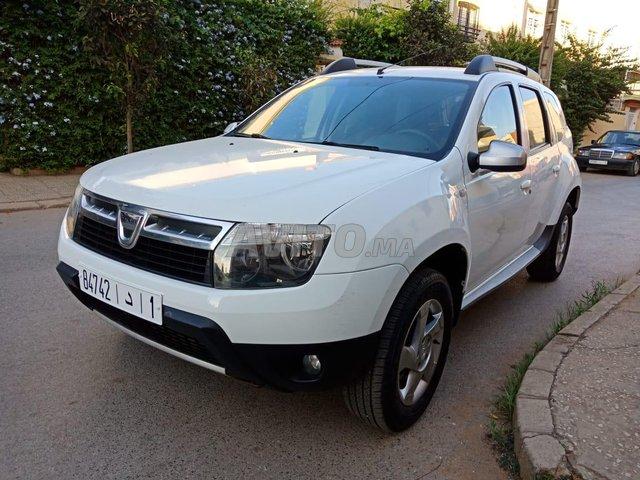 Voiture Dacia Duster 2013 à salé  Diesel  - 6 chevaux
