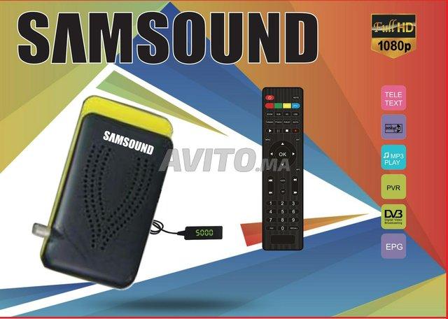 Récepteur SAMSOUND FHD 1080p vent a partir 10 pcs - 2