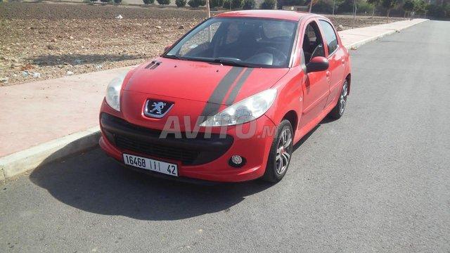 Voiture Peugeot 206 2013 à sidi-kacem  Essence  - 5 chevaux