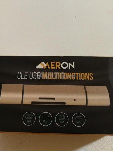 lecteur carte mémoire multifonction  - 4