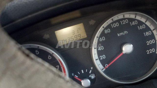 Voiture Hyundai Accent 2009 à casablanca  Essence  - 8 chevaux