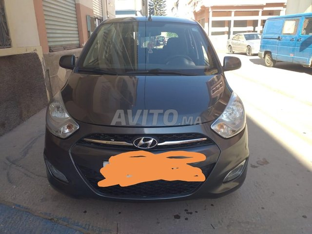 Voiture Hyundai I 10 2012 à rabat  Essence