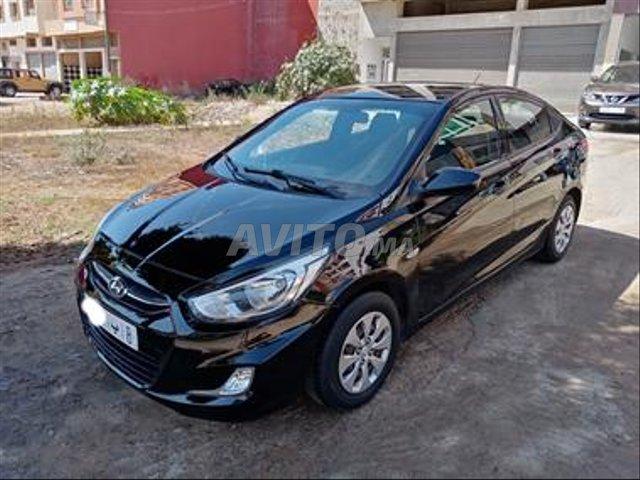 Voiture Hyundai Accent 2015 à kénitra  Diesel  - 6 chevaux