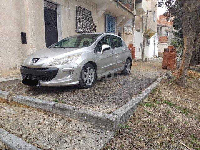 Voiture Peugeot 308 2013 à tanger  Essence
