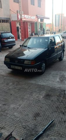 Voiture Fiat Uno 2001 à marrakech  Essence  - 6 chevaux