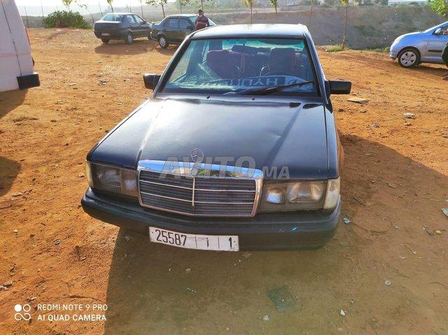 Voiture Mercedes benz R190 1987 à salé  Diesel  - 8 chevaux